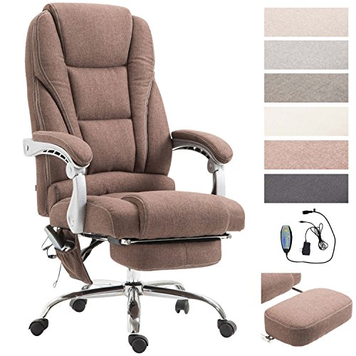 CLP Pacific massage Office Chair, easy chair with removable footrest ...