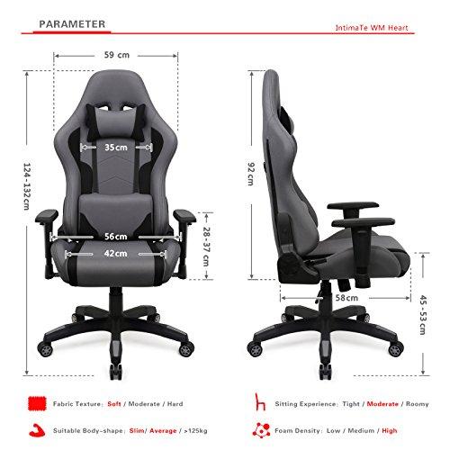 Wondrous Intimate Wm Heart Chair Gaming Office Chair Computer Machost Co Dining Chair Design Ideas Machostcouk