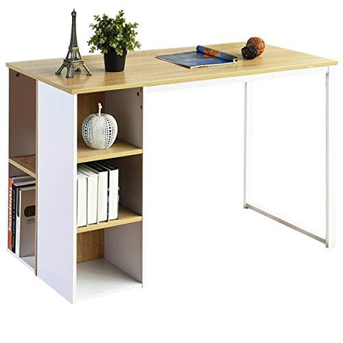Juego de mesa plegable escritorio y estantería - Papelería ...
