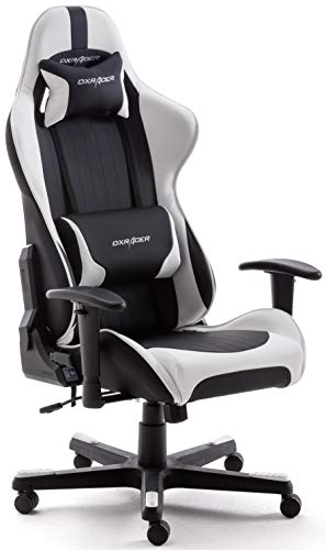 Steal Lund Dx Racer 6 62506sw5 6 Chair Gaming Desk Chair