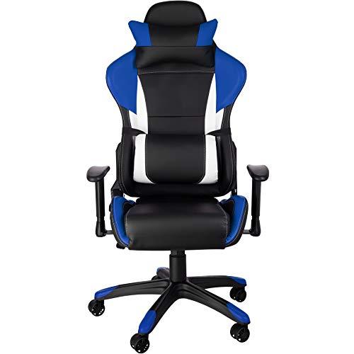 Racing Tectake Diferentes Silla Ergonomica Lumbar En Soporte Con Gaming Oficina Disponible Colores De OiZXkPuT